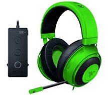 Casque gamer Razer  KRAKEN Tournament Ed. green
