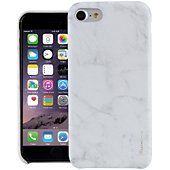 Coque Uniq COQUE MARBRE IPHONE 7 BLANC