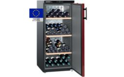 Cave à vin vieillissement Liebherr WK137-21