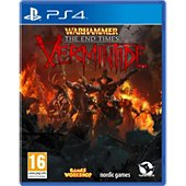 Jeu PS4 Just For Games Warhammer The End Times Vermintide