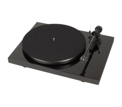 Platine vinyle Pro-Ject DEBUT CARBON PIANO BLACK DC REFERENCE