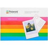 Papier photo instantané Polaroid i-Type Instant carte postale (x8)
