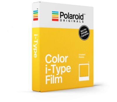 Papier photo instantané Polaroid Originals Color Film for i-Type x8