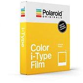 Papier photo instantané Polaroid Color Film i-Type