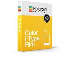 Papier photo instantané Polaroid Originals Color Film i-Type