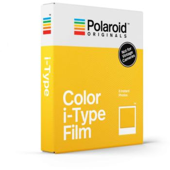 Polaroid Originals Color Film for i-Type x8