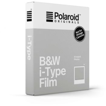 Polaroid Originals Noir et Blanc Film for i-Type x8