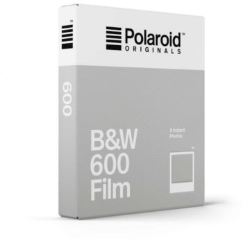 Polaroid Originals Noir et Blanc Film for 600 x8