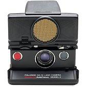 Appareil photo Instantané Polaroid Originals SX-70 Autofocus Camera Black