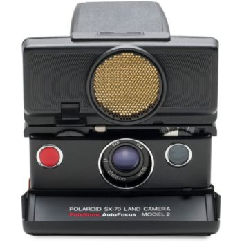 Polaroid Originals SX-70 Autofocus Camera Black