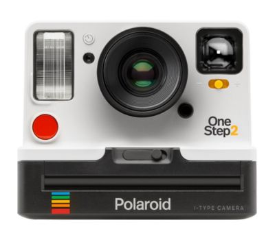 Appareil photo Instantané Polaroid Originals One Step 2 avec viseur Blanc