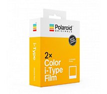 Papier photo instantané Polaroid Originals  Color Film for i-Type - Double Pack