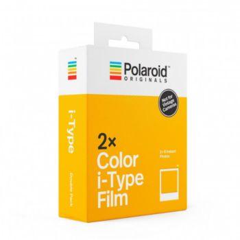 Polaroid Originals Color Film for i-Type - Double Pack