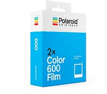 Papier photo instantané Polaroid  Color Film for 600 - Double Pack