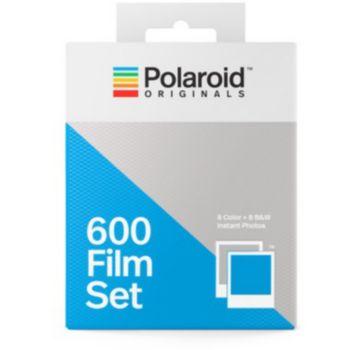 Polaroid Originals x8Color + x8Noir et Blanc for 600