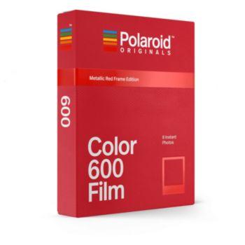 Polaroid Originals Film Rouge pour 600 & i-type x8