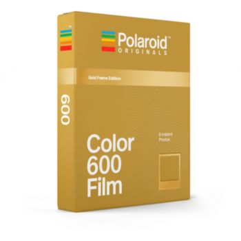 Polaroid Originals Film Or pour 600 & i-type x8