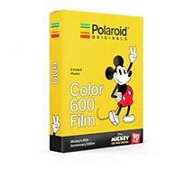 Papier photo instantané Polaroid Originals Film Mickey Mouse pour i-type & 600