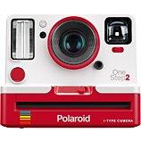 Appareil photo Instantané Polaroid Originals  One Step 2 avec viseur Rouge