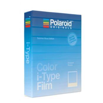 Polaroid Originals Color Film i-Type Summer Blue