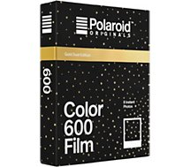 Papier photo instantané Polaroid Originals  Film for 600 - Gold Dust