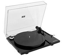 Platine vinyle Pro-Ject  ESSENTIAL III PHONO noire FR OM10