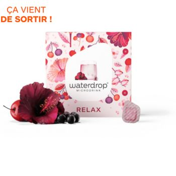 Waterdrop Microdrinks Relax - Pack de 12