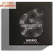 Aromes Waterdrop Microdrinks Nero Pack de 12