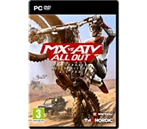 Jeu PC Just For Games  MX VS ATV All Out