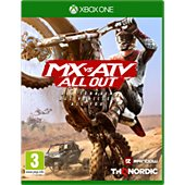 Jeu Xbox One Just For Games MX VS ATV All Out
