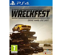 Jeu PS4 Koch Media Wreckfest