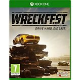 Jeu Xbox One Koch Media  Wreckfest