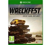 Jeu Xbox One Koch Media  Wreckfest