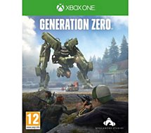 Jeu Xbox One Koch Media  Generation Zero