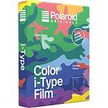 Papier photo instantané Polaroid Originals  Film for i-Type - Camo