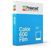 Papier photo instantané Polaroid Color Film for 600 (x8)