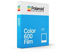 Papier photo instantané Polaroid  Color Film for 600 (x8)