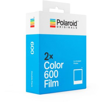 Polaroid Color Film for 600 (x8) x2