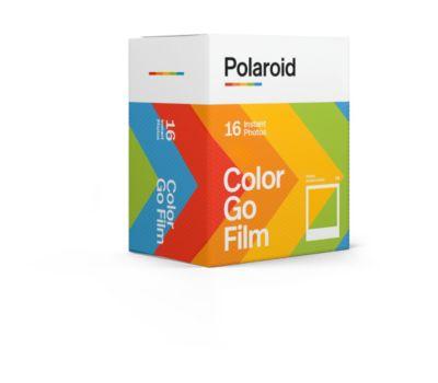 Papier photo instantané Polaroid Go Film - Double Pack