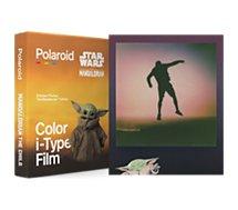 Papier photo instantané Polaroid  Color film for i-Type Mandalorian (x8)