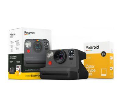 Appareil photo Instantané Polaroid Now - Black +16 films iType Color