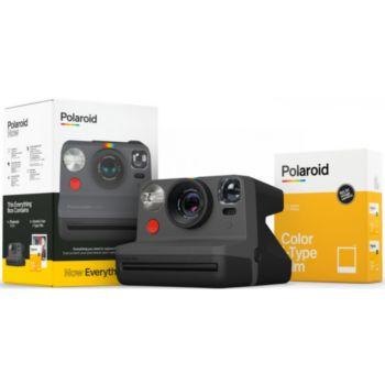 Polaroid Now - Black +16 films iType Color