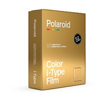 Papier photo instantané Polaroid  Color film for iType Golden Moments