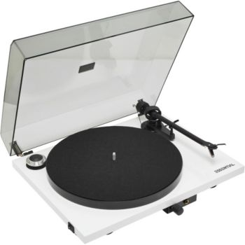 Pro-Ject Essential III blanche OM10 fr