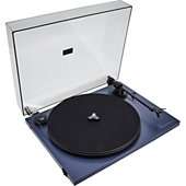 Platine vinyle Triangle vinyle Bleue