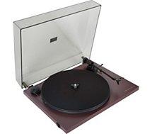 Platine vinyle Triangle  vinyle Aubergine