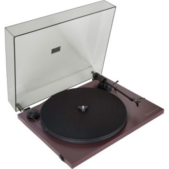 Triangle vinyle Aubergine