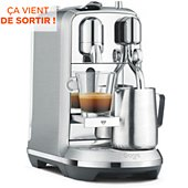 Nespresso Sage Appliances Creatista Plus