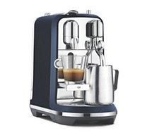 Nespresso Sage Appliances  Creatista Plus Bleu