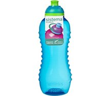 Gourde Sistema Vibe Twister 460 ml